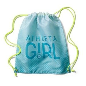 NWOT Athleta Girl Drawstring Bag